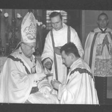 Czwartek Wielkanocny. Święcenia kapłańskie.